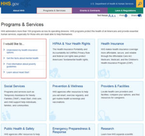 hhs-site-redesign