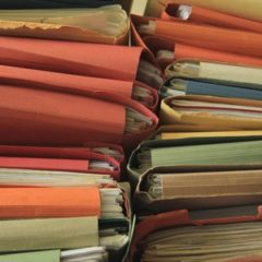 65 Boxes of Improperly Dumped Medical Records Discovered