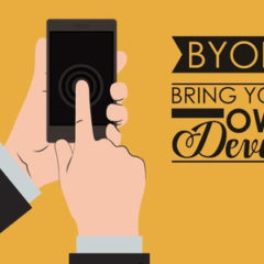 Survey Shows U.S Companies Are Saying Bye Bye to BYOD