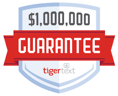 TigerText Offers Healthcare Organizations a $1 Million Guarantee against HIPAA Violations
