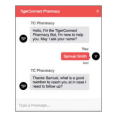 TigerText Launches HealthBot Capable of Automating the Provision of Healthcare Information to Patients