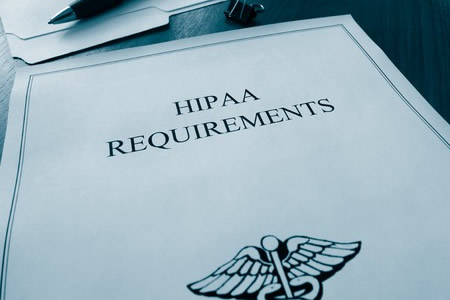 HIPAA-compliant EHR contingency plans