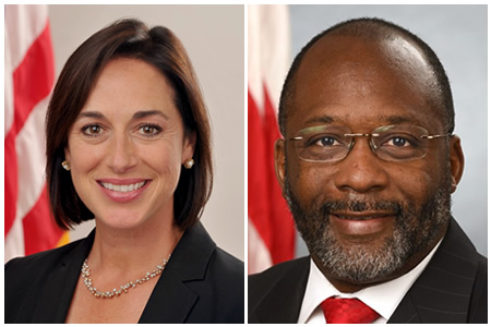 Karen DeSalvo - Dr. Vindell Washington