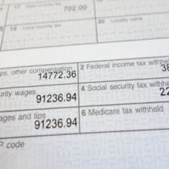 IRS Issues Warning About W-2 Phishing Scams