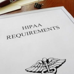 In What Year Was HIPAA Passed into Legislature?