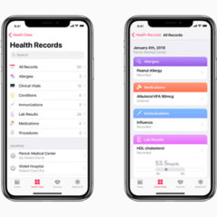 Apple Launches API for Developers to Allow EHR Data to be Used in Care Management Apps