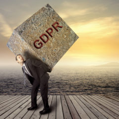 Personally Identifiable Data under the GDPR
