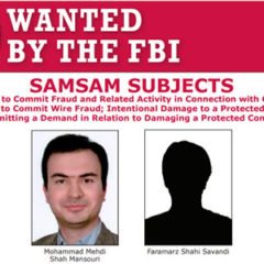 DOJ Indicts Two Iranian Hackers for Role in SamSam Ransomware Attacks