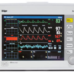 Vulnerabilities Identified in Dräger Infinity Delta Patient Monitors