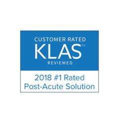 KLAS Rates Lua Leading Post-Acute Secure Messaging Solution