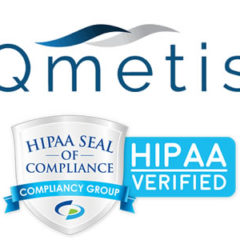 Qmetis Inc. Demonstrates HIPAA Compliant Status by Completing Compliancy Group HIPAA Risk Analysis Program