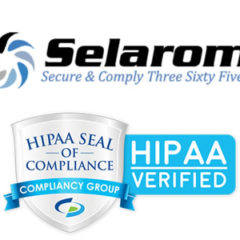 Selarom Demonstrates Compliance with HIPAA Regulations
