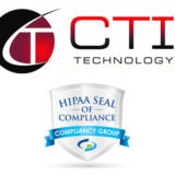 CTI Technology Confirmed as HIPAA Compliant