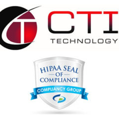 CTI Technology Confirmed as HIPAA Compliant