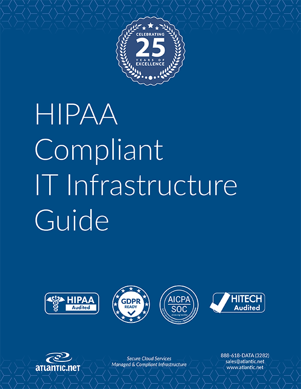 HIPAA-Compliant IT Infrastructure Guide Preview