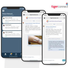 TigerConnect Announces TigerTouch Patient Communication Solution