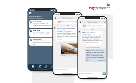 TigerConnect Announces TigerTouch Patient Communication Solution