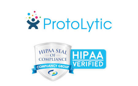 ProtoLytic, LLC Verified as HIPAA-Compliant by Compliancy Group