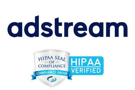 Adstream HIPAA Compliant