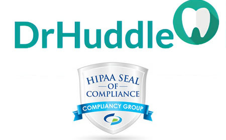 Dr. Huddle Confirmed as HIPAA Compliant by Compliancy Group