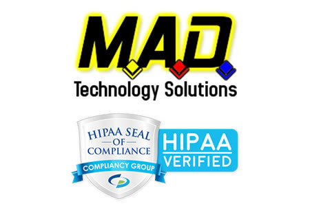 MAD TECHNOLOGY SOLUTIONS HIPAA COMPLIANT