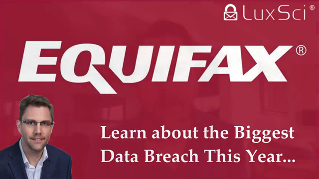 The Equifax Breach; What you need to know