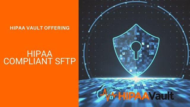 HIPAA Compliant SFTP Services
