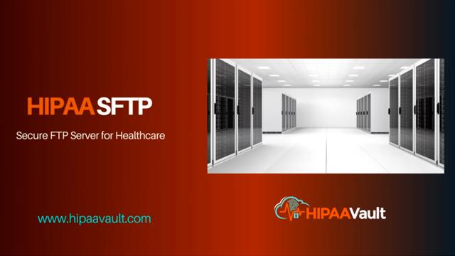 HIPAA sFTP Server