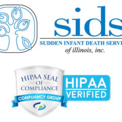 Sudden Infant Death Services of Illinois Confirmed as HIPAA Compliant
