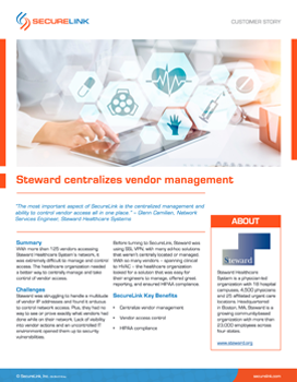 Steward Healthcare System