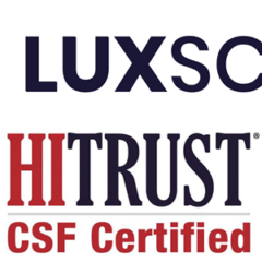 LuxSci Demonstrates Commitment to Privacy and Security by Achieving HITRUST Certification