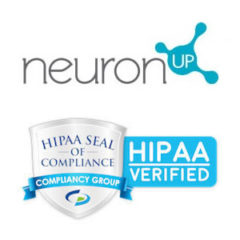 NeuronUP Confirmed as HIPAA Compliant by Compliancy Group