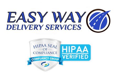 Easy Way Delivery Service HIPAA compliant