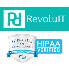 RevoluIT Confirmed as HIPAA Compliant by Compliancy Group