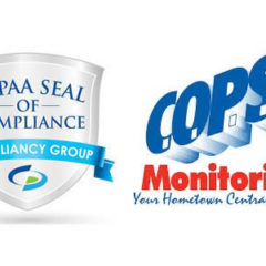 COPS Monitoring Confirmed as HIPAA Compliant by Compliancy Group