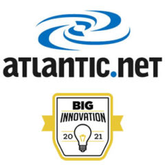 Atlantic.Net Awarded 2021 BIG Innovation Award for its Cloud Technology