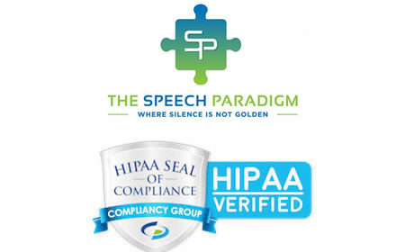 The Speech Paradigm LLC Confirmed as HIPAA Compliant by Compliancy Group