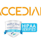Accedian Confirmed as HIPAA Compliant by Compliancy Group