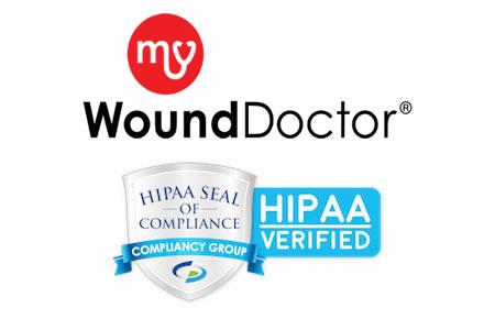 My Wound Doctor HIPAA Compliant