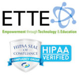 Compliancy Group Announces Empowerment Through Technology & Education (ETTE) Has Achieved HIPAA Compliance