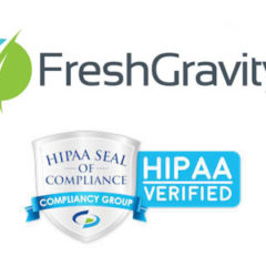 Fresh Gravity Confirmed as HIPAA Compliant by Compliancy Group