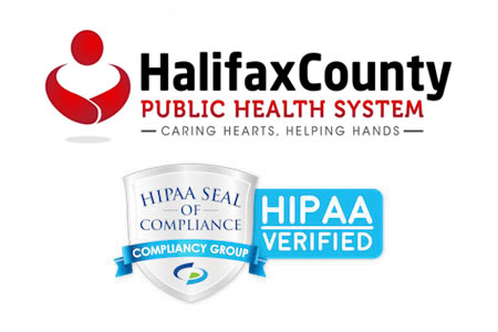 Halifax County Public Health System is HIPAA Compliant