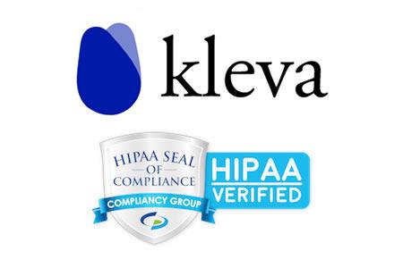 Kleva Health HIPAA Compliant