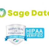 SageData Confirmed as HIPAA Compliant by Compliancy Group