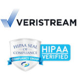 Veristream Confirmed as HIPAA Compliant by Compliancy Group