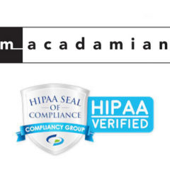 Macadamian Technologies Confirms HIPAA Compliance with Compliancy Group