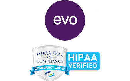 Evo Security Confirmed as Having Implemented an Effective HIPAA Compliancy Program
