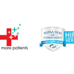 Gain More Patients Confirmed as HIPAA Compliant