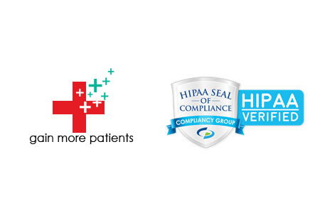 Gain More Patients HIPAA Compliant